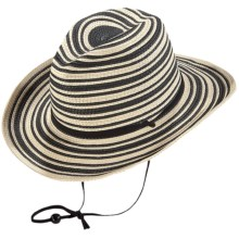 Pistil Sassafras Sun Hat (For Women) in Black - Closeouts