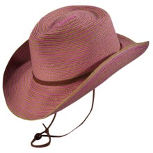 Pistil Sassafras Sun Hat (For Women) in Fuchsia - Closeouts