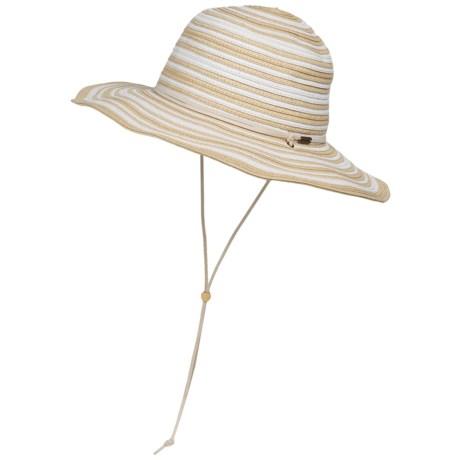 Pistil Sassafras Sun Hat (For Women) in Natural