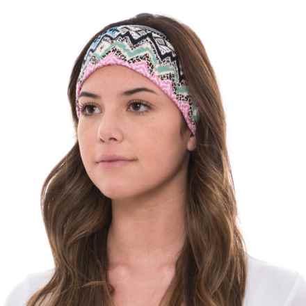 Pistil Sonnet Headband (For Women) in Fuschia - Closeouts