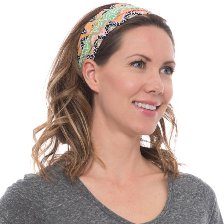 Pistil Sonnet Headband (For Women) in Pumpkin
