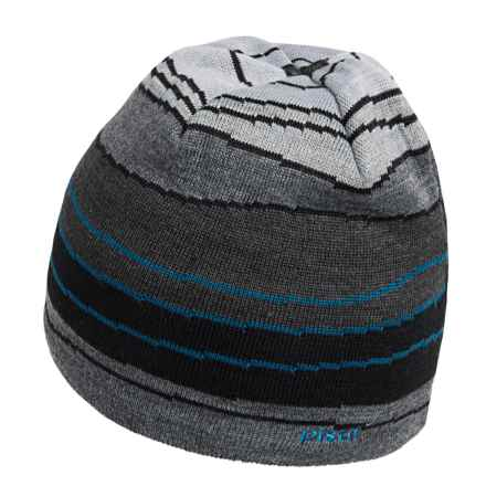 Pistil Soren Beanie - Merino Wool (For Men) in Gray - Closeouts