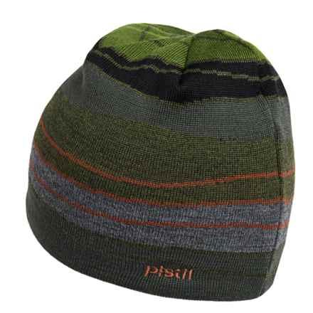 Pistil Soren Beanie - Merino Wool (For Men) in Olive - Closeouts