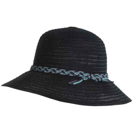 Pistil Sybil Sun Hat (For Women) in Black - Closeouts