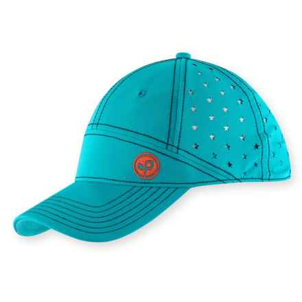 Pistil Tish Sport Baseball Cap (For Women) in Turquoise - Closeouts