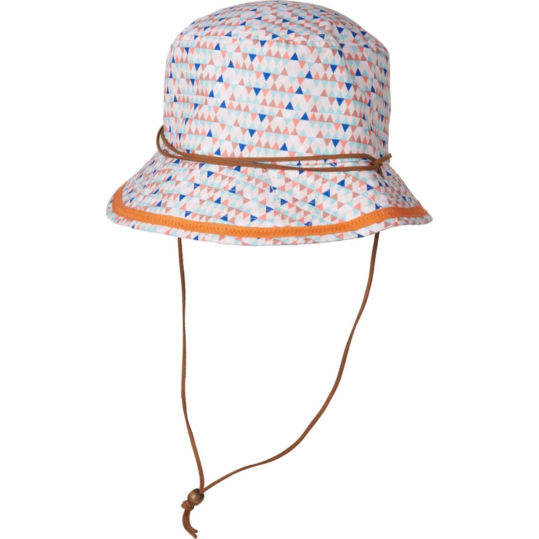 dc4eeca4 Pistil Tokyo Bucket Hat - UPF 50+ (For Women) in Ivory ...