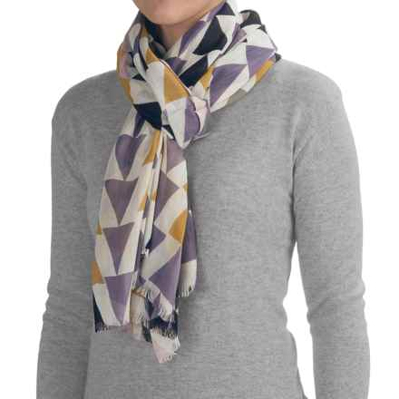 Pistil Trina Scarf (For Women) in Indigo - Closeouts
