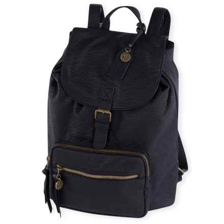 Pistil Vagabond Backpack (For Women) in Caviar - Closeouts
