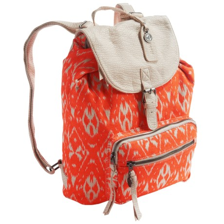 Pistil Vagabond Backpack (For Women) in Dynamite