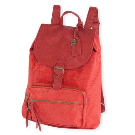 Pistil Vagabond Backpack (For Women) in Hot Sauce
