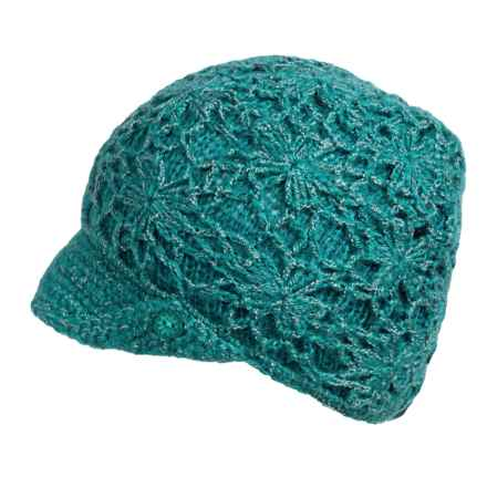 Pistil Violet Cap (For Women) in Teal - Closeouts