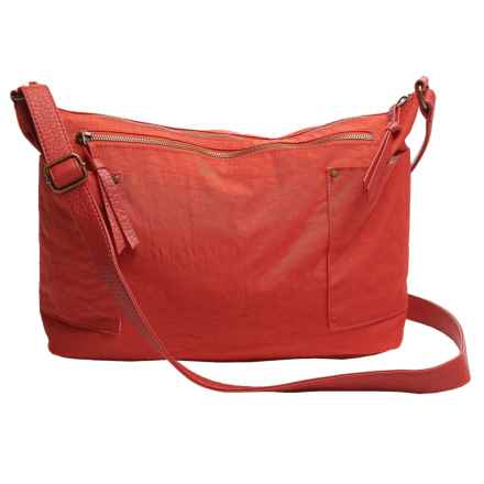 Pistil Walk This Way Crossbody Bag (For Women) in Hot Sauce - Closeouts