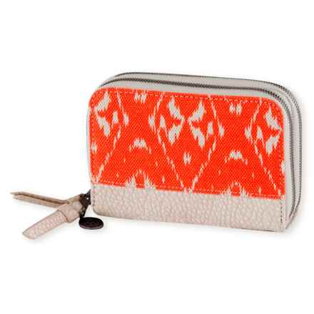 Pistil Zip It Wallet (For Women) in Dynamite - Closeouts