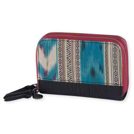 Pistil Zip It Wallet (For Women) in Oasis - Closeouts