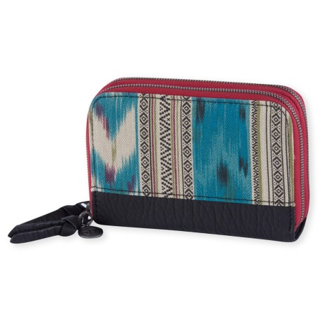 Pistil Zip It Wallet (For Women) in Oasis