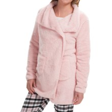 PJ Salvage Cozy Cardigan Sweater (For Women) in Blush - Closeouts