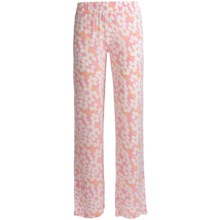 PJ Salvage Isla Bonita Pajama Bottoms (For Women) in Floral - Closeouts