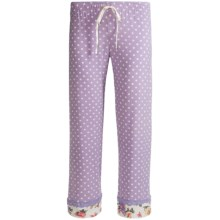 PJ Salvage Modal Lounge Capris (For Women) in Purple - Closeouts