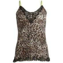 PJ Salvage Pajama-Top Camisole (For Women) in Leopard - Closeouts