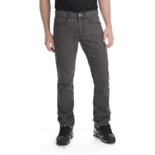 Plan B Franchise Denim Jeans - Slim Straight Fit (For Men) in Grey - Closeouts