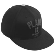Plan B Heritage Hat (For Men) in Black - Closeouts