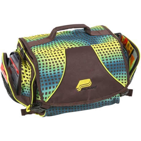 Plano T-Series 3600 Tackle Bag with Tackle Boxes in Multi