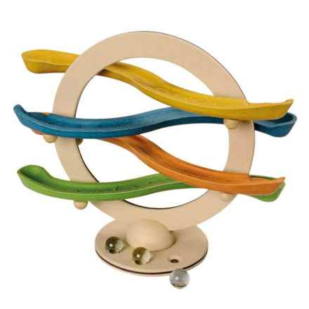 PlanToys Curvy Click Clack in See Photo - Closeouts