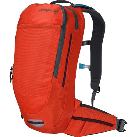 Platypus B-Line Hydration Pack - 70 fl.oz. (For Women) in Chili