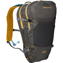Platypus Duthie AM 12.0 Hydration Pack - 100 fl.oz. in Raven/Yellow - Closeouts