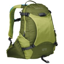 Platypus Origin 22 Hydration Pack - 2L in Green - Closeouts