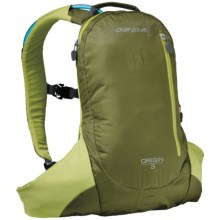 Platypus Origin 3 Hydration Pack - 2L in Green - Closeouts