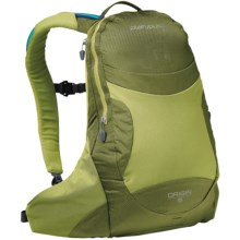 Platypus Origin 5 Hydration Pack - 2L in Green - Closeouts
