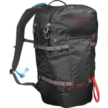 Platypus Sprinter XT 25.0 Hydration Pack - 100 fl.oz. in Raven - Closeouts