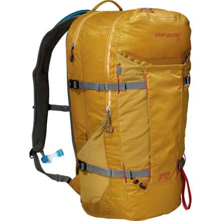 Platypus Sprinter XT 25.0 Hydration Pack - 100 fl.oz. in Yellow - Closeouts