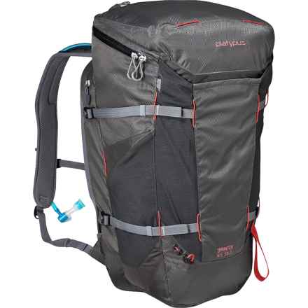 Platypus Sprinter XT 35.0 Hydration Pack - 100 fl.oz. in Raven - Closeouts