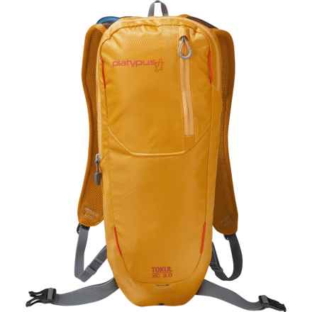 Platypus Tokul XC 3.0 Hydration Pack - 70 fl.oz. in Golden Yellow - Closeouts