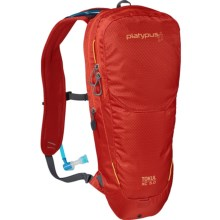 Platypus Tokul XC 5.0 Hydration Pack - 70 fl.oz. in Lava - Closeouts