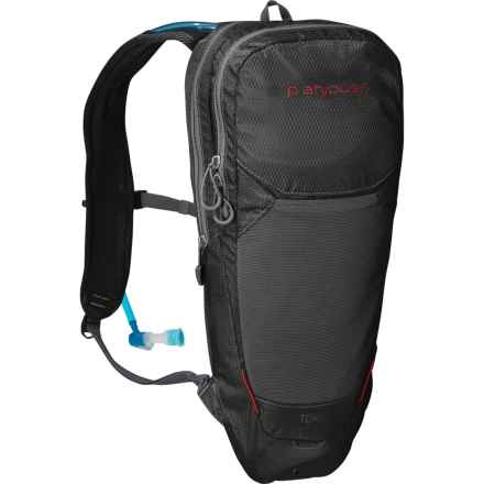 Platypus Tokul XC 8.0 Hydration Pack - 100 fl.oz. in Raven - Closeouts