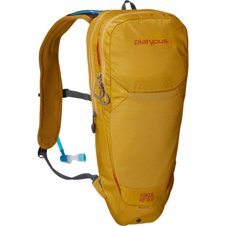 photo of a Platypus hydration pack