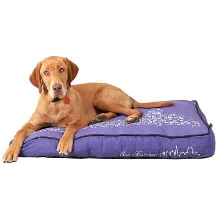 P.L.A.Y. SFYline Pet Bed - Medium in Purple - Closeouts