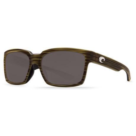 Playa Sunglasses - Polarized 580P Lenses