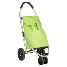 Playmarket Go 3 Shopping Trolley Cart in Citron - Closeouts