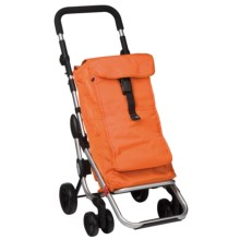 Playmarket Go Up Shopping Trolley Cart in Mandarine - Closeouts