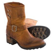 PLDM by Palladium Clint Leather Boots (For Women) in Whiskey - Closeouts