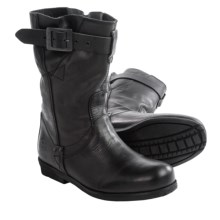 PLDM by Palladium Daisy Tug Boots - Leather (For Women) in Black - Closeouts