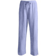 Plush Knit Stretch Pants (For Women) in Wisteria - 2nds
