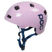 POC Crane Pure Cycling Helmet (For Men and Women) in Ytterbium Pink - Closeouts