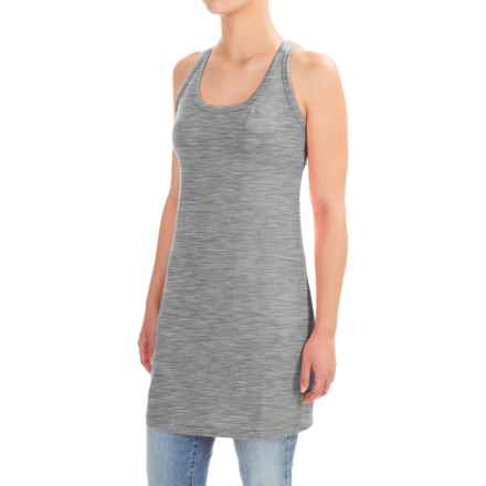 Pocket Tank Top - Modal (For Women) in Grey - 2nds