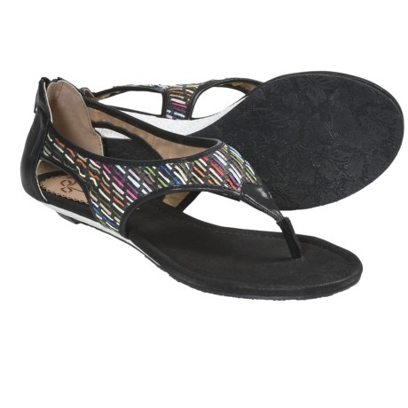 Poetic Licence Sincerely Jules Sandals (For Women) in Black