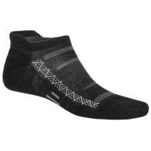 Point6 Active Life Socks - Merino Wool, Below-the-Ankle (For Men) in Black - Closeouts